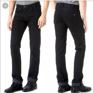 Rag & Bone Tailored Workwear RB 15X Slim Fit Jeans